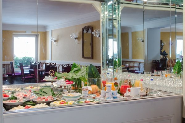 Buffet breakfast included (from 7:00 a.m to 11:00 a.m)  art hotel orologio bologna